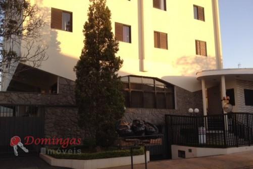 apartamento a venda no condomínio Gilberto Mendes em Tatuí