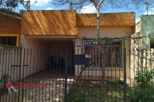 casa a venda na avenida São Carlos em Tatuí